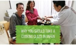 Why You Should Take a Japanese Cooking Class