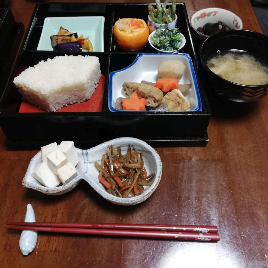 traditional Japanese homecooking