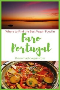 Where to Find the Best Vegan Food in Faro Portugal