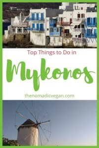 Top Things To Do in Mykonos, Greece