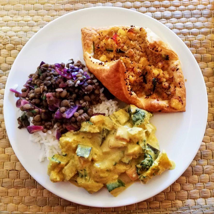 Outro Lado vegan restaurant Faro