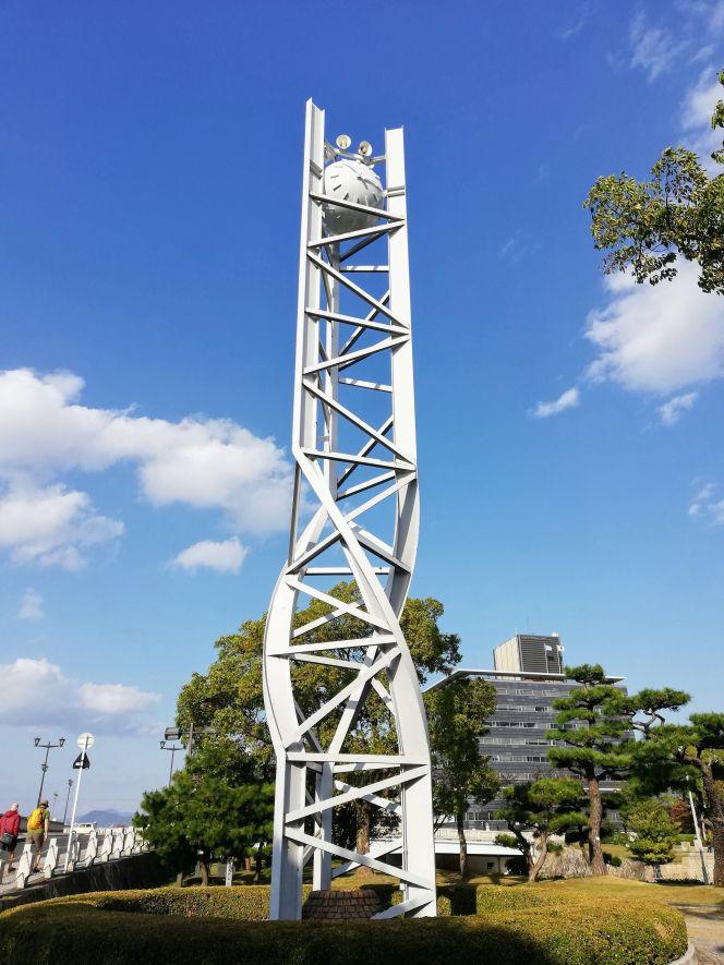 Peace Clock Tower