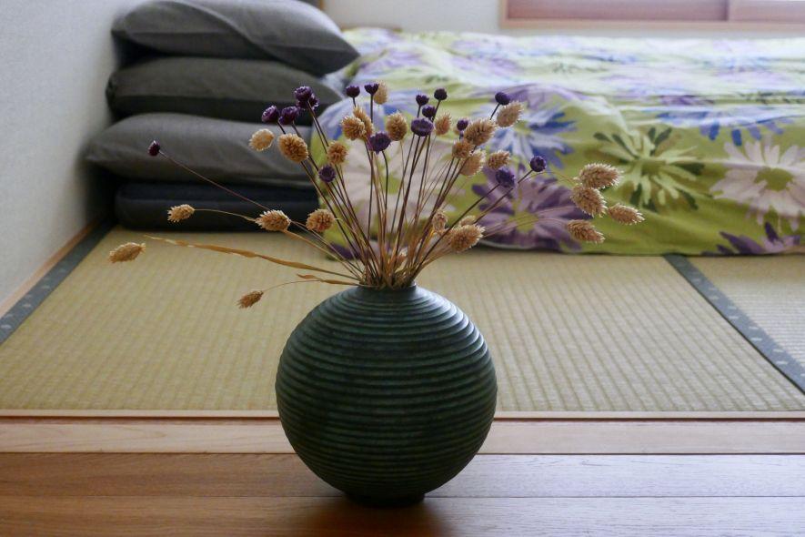 Japanese minshuku guesthouse