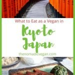 Vegan Food and Restaurant Guide to Kyoto Japan