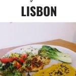 Vegan Restaurants in Lisbon