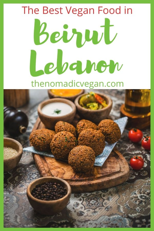 Best Vegan Restaurants in Beirut Lebanon