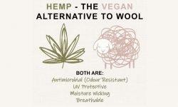 Hemp - The Vegan Alternative to Wool