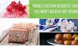 Middle Eastern Desserts That You Won't Believe Are Vegan
