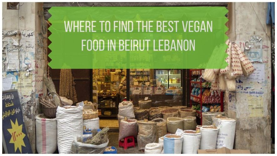 Vegan Restaurants in Beirut Lebanon