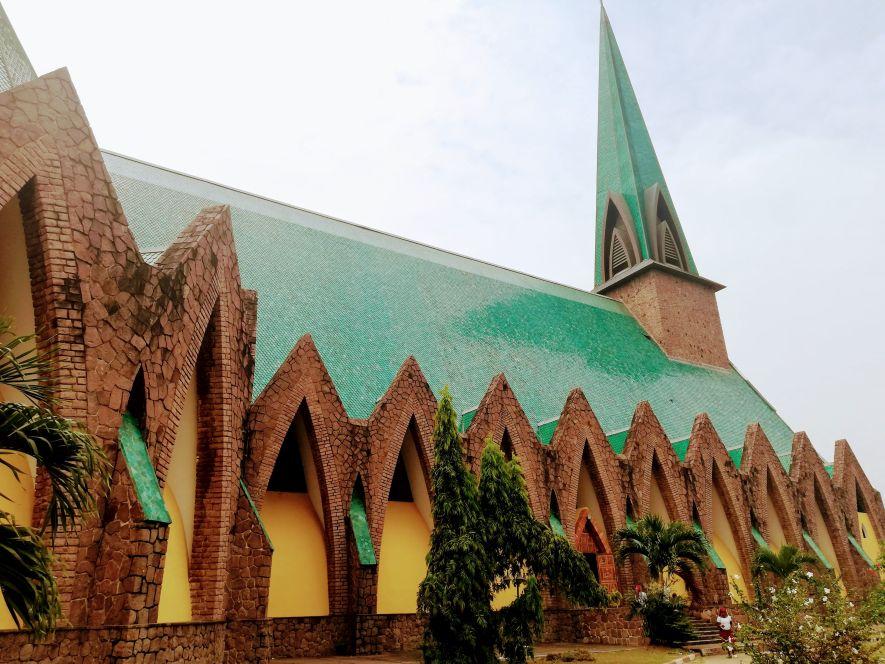Basilique Sainte Anne du Congo church