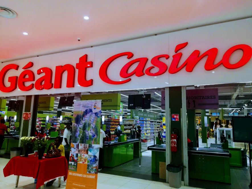 Géant Casino Brazzaville