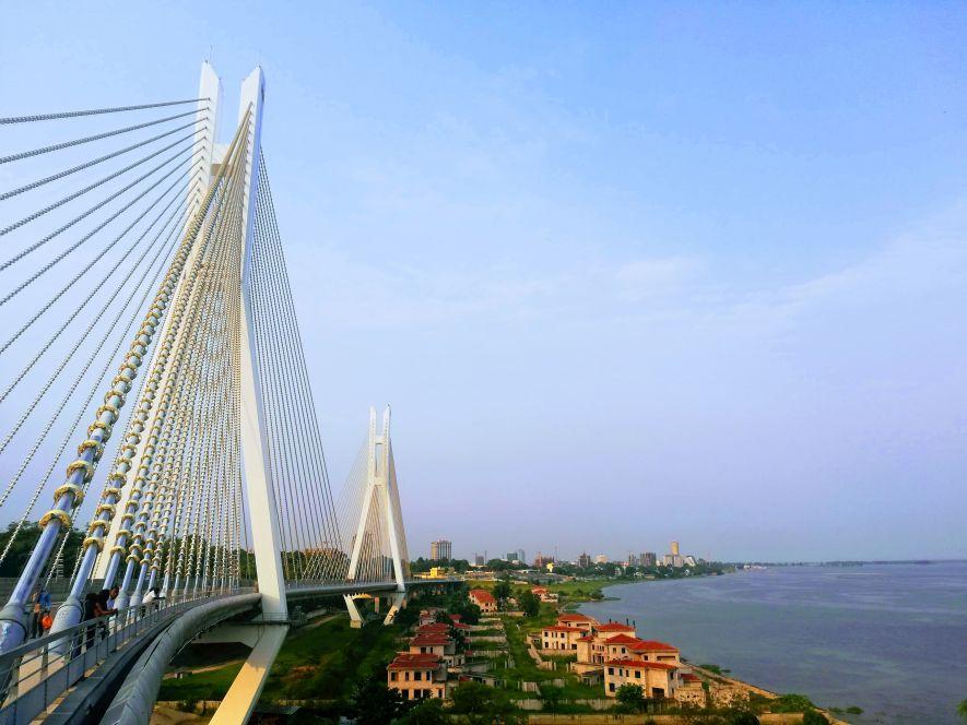 Brazzaville's Corniche