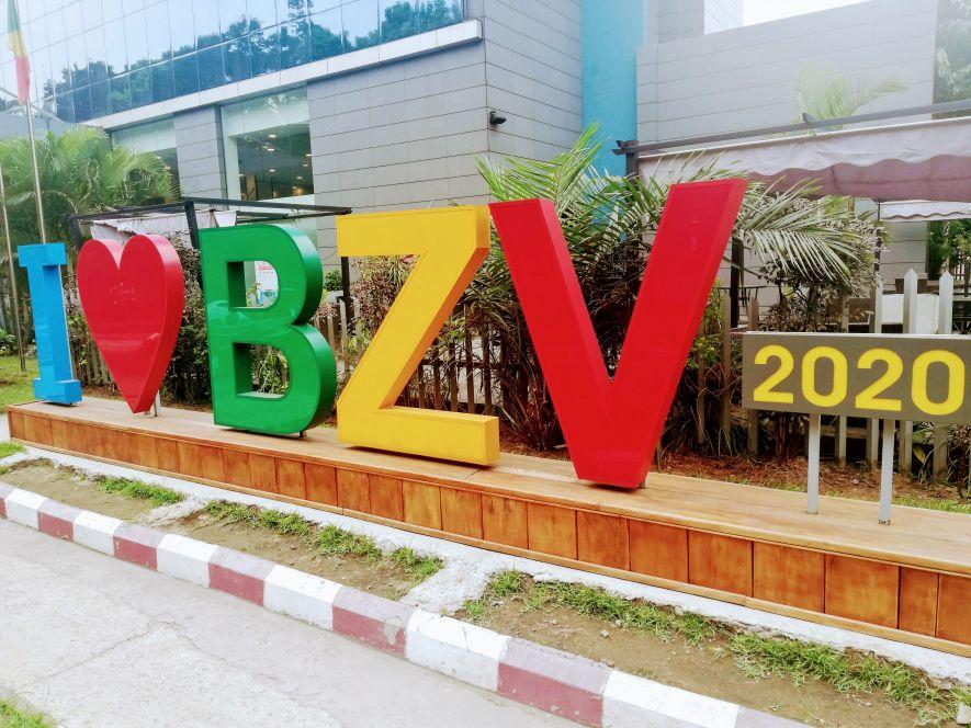 I love Brazzaville sign