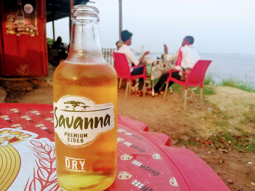 Savanna cider in Africa