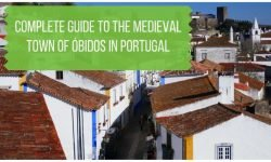 Complete Guide to Things to Do in Óbidos Portugal