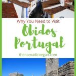 Why You Need to Visit Óbidos, Portugal