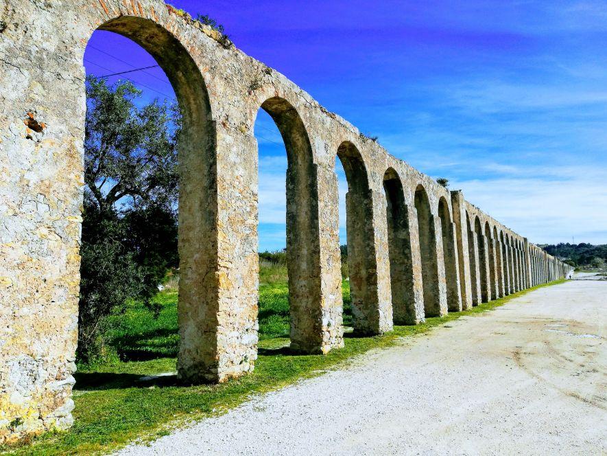 Aqueduct of Óbidos