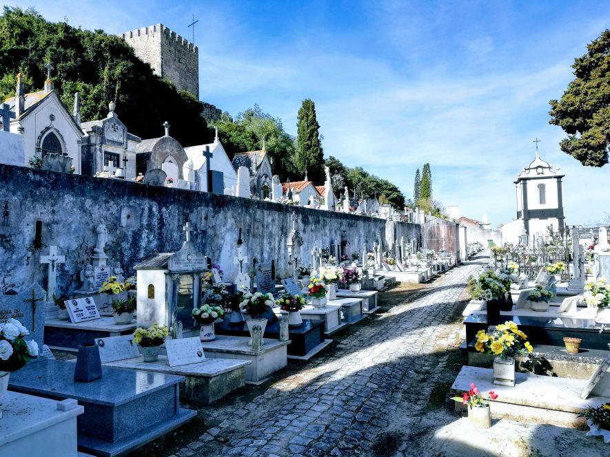 Portuguese cemetery