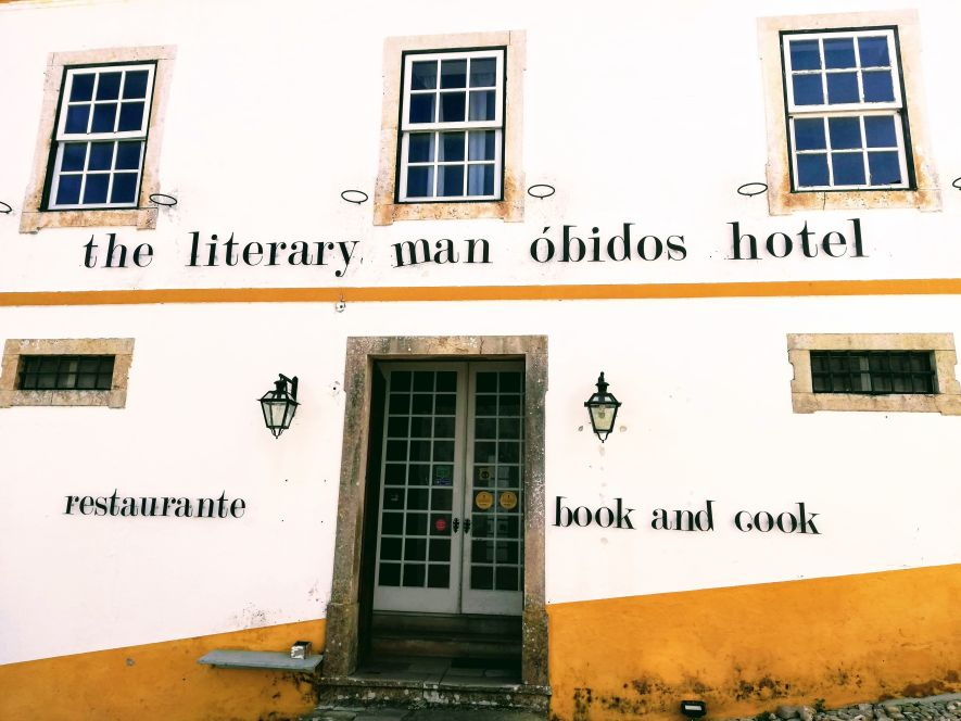 The Literary Man Obidos