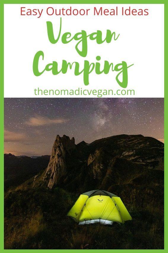 Vegan Camping Meal Ideas