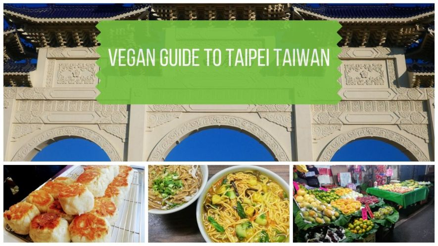 Vegan Taipei Guide