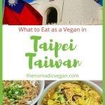 Vegan Taipei, Taiwan Dining Guide