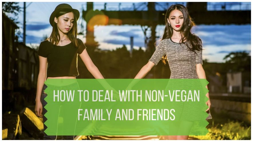 Non-Vegan Family and Friends