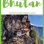 Vegan Bhutan Guide