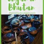 Vegetarian Bhutanese Food