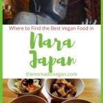 Best Vegan Food in Nara, Japan