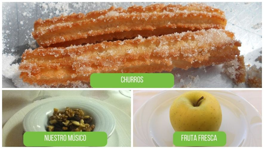 Vegan Desserts in Spain