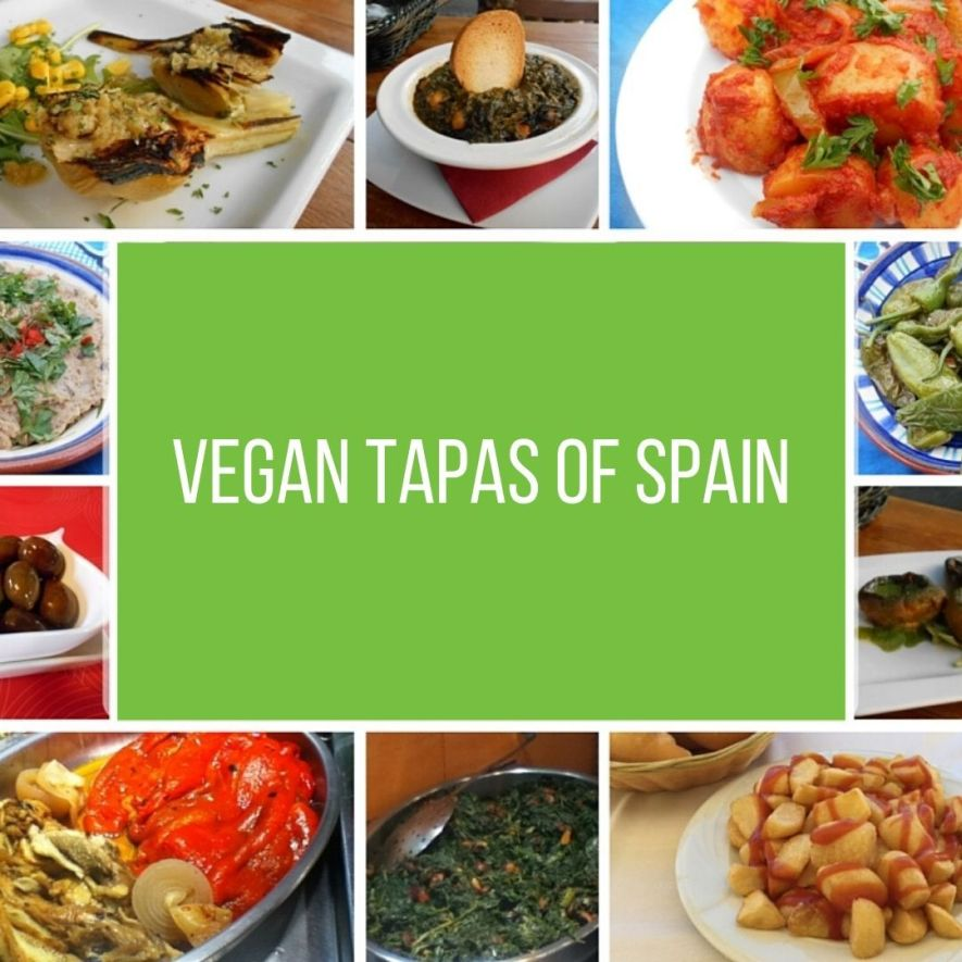Vegan Tapas in Spain