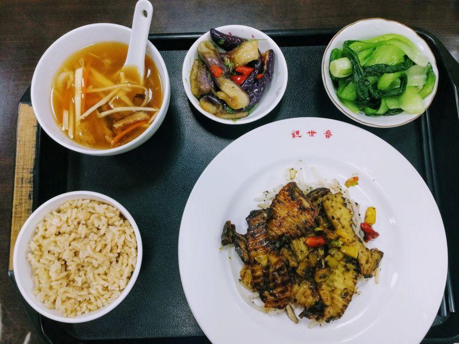 Guan Shi Yin Organic Lifestyle vegetarian restaurant