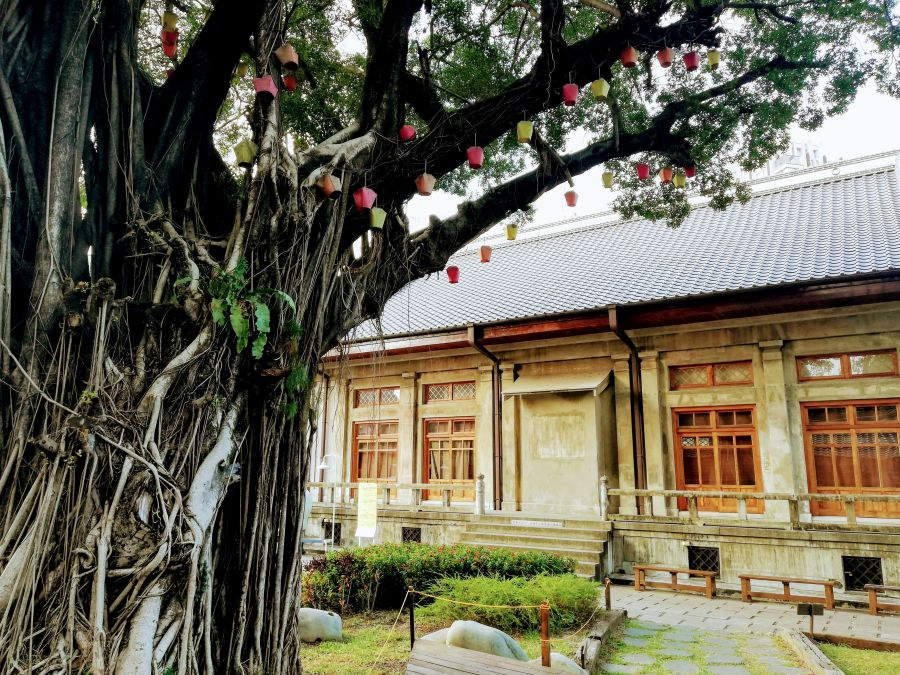 Japanese colonial architecture in Taichung