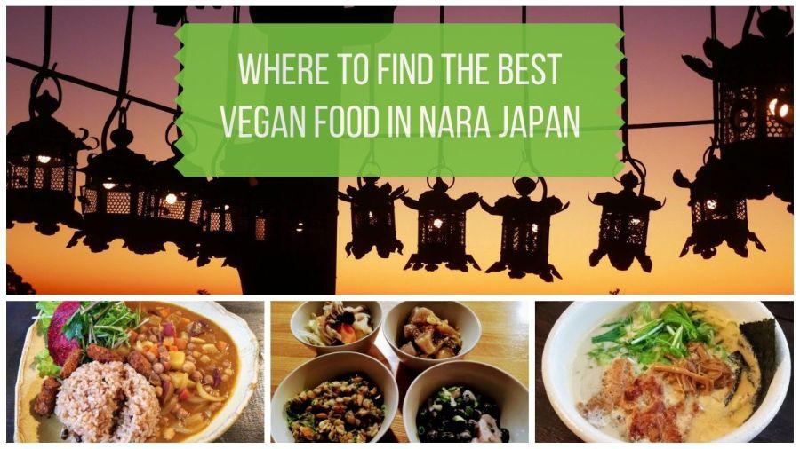Vegan Nara Japan Restaurant Guide