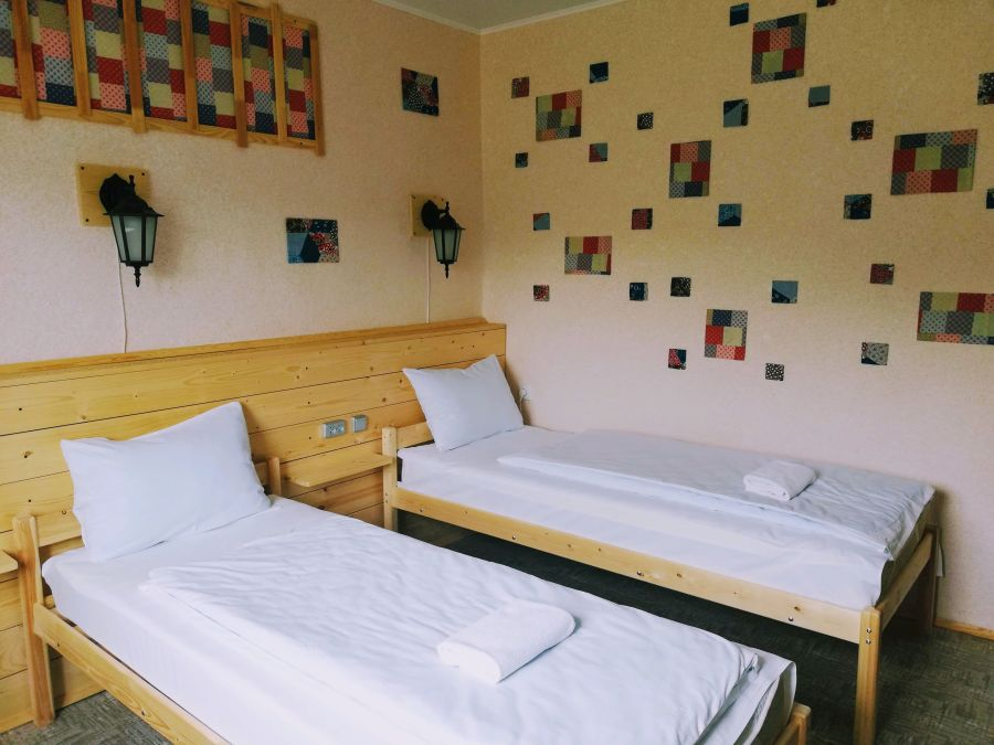 Patchwork Guesthouse in Suzdal