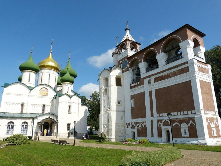 Saviour Monastery of Saint Euthymius in Suzdal