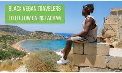 Black Vegan Travelers on Instagram