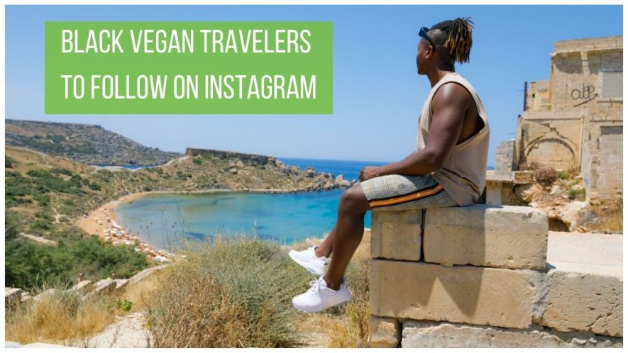 Black Vegan Travelers on Instagram