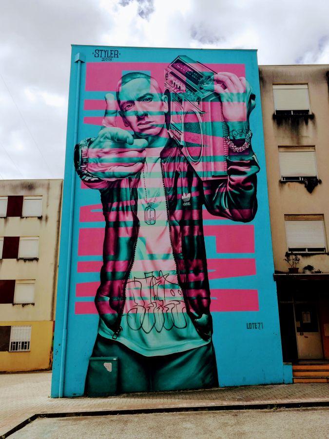 Styler mural 2020