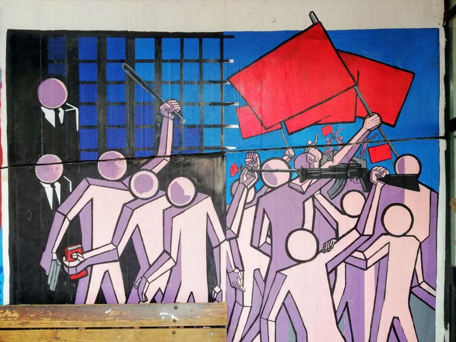 Carnation Revolution, 25 April 1974