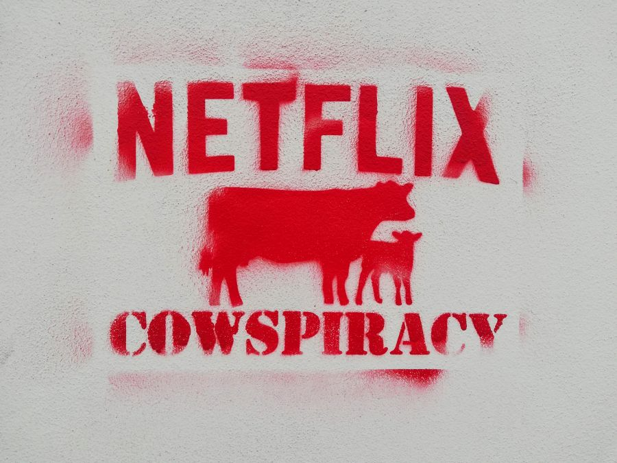 Cowspiracy on Netflix