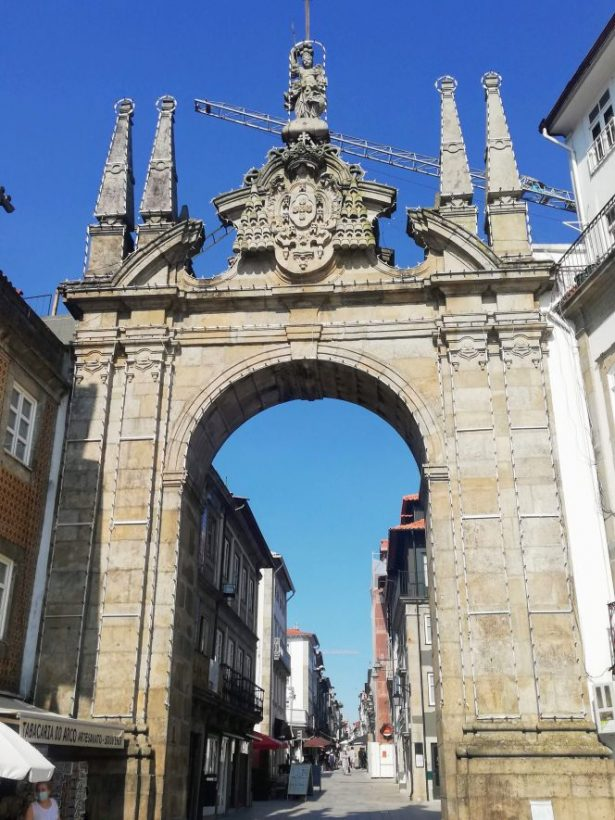 Arco da Porta Nova - things to do in Braga