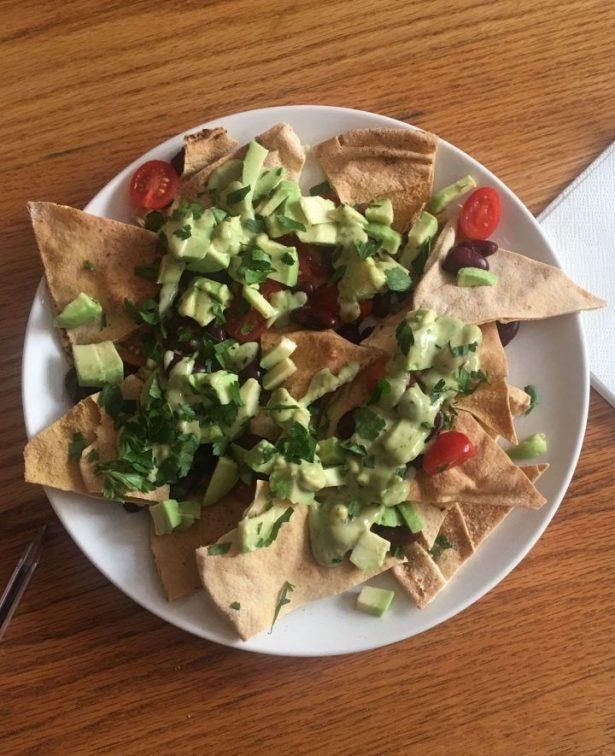 Bondi Kitchen Coffee nachos