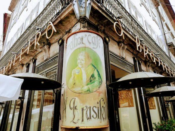 Café A Brasileira Braga