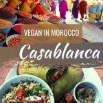 Casablanca Morocco Vegan Guide