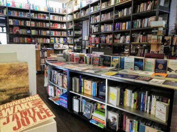Centésima Página bookstore Braga