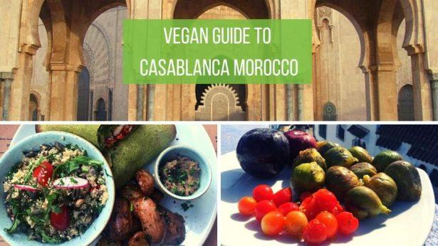 Vegan Casablanca Morocco guide