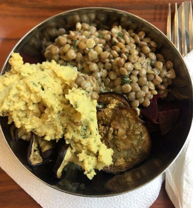 Veggie - vegetarian and vegan Casablanca restaurant