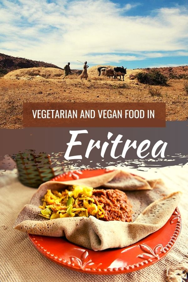 Vegan Eritrean Cuisine
